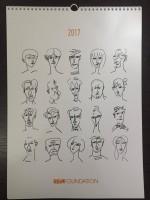 Рева Михаил - Календарь 2017 от Михаила Ревы